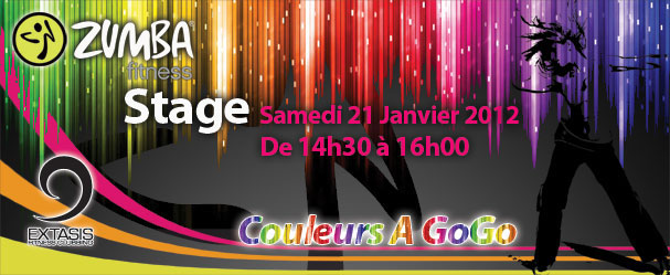stage zumba toulouse