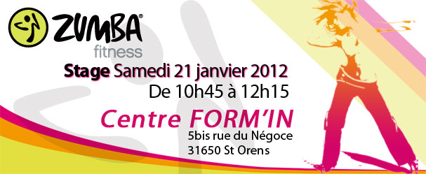 stage zumba st orens toulouse