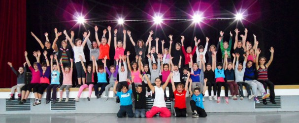 stage zumbatomic enfants castelnau