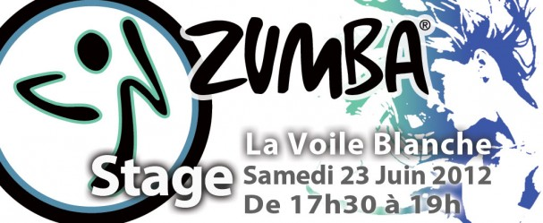 stage zumba voile blanche toulouse