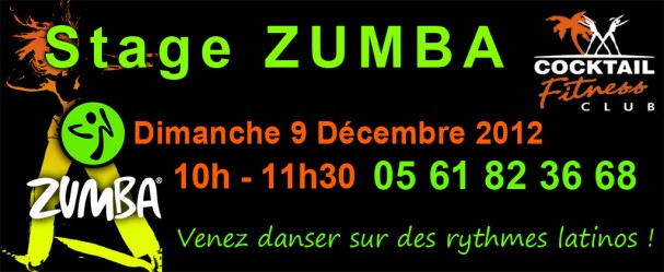stage zumba grenade